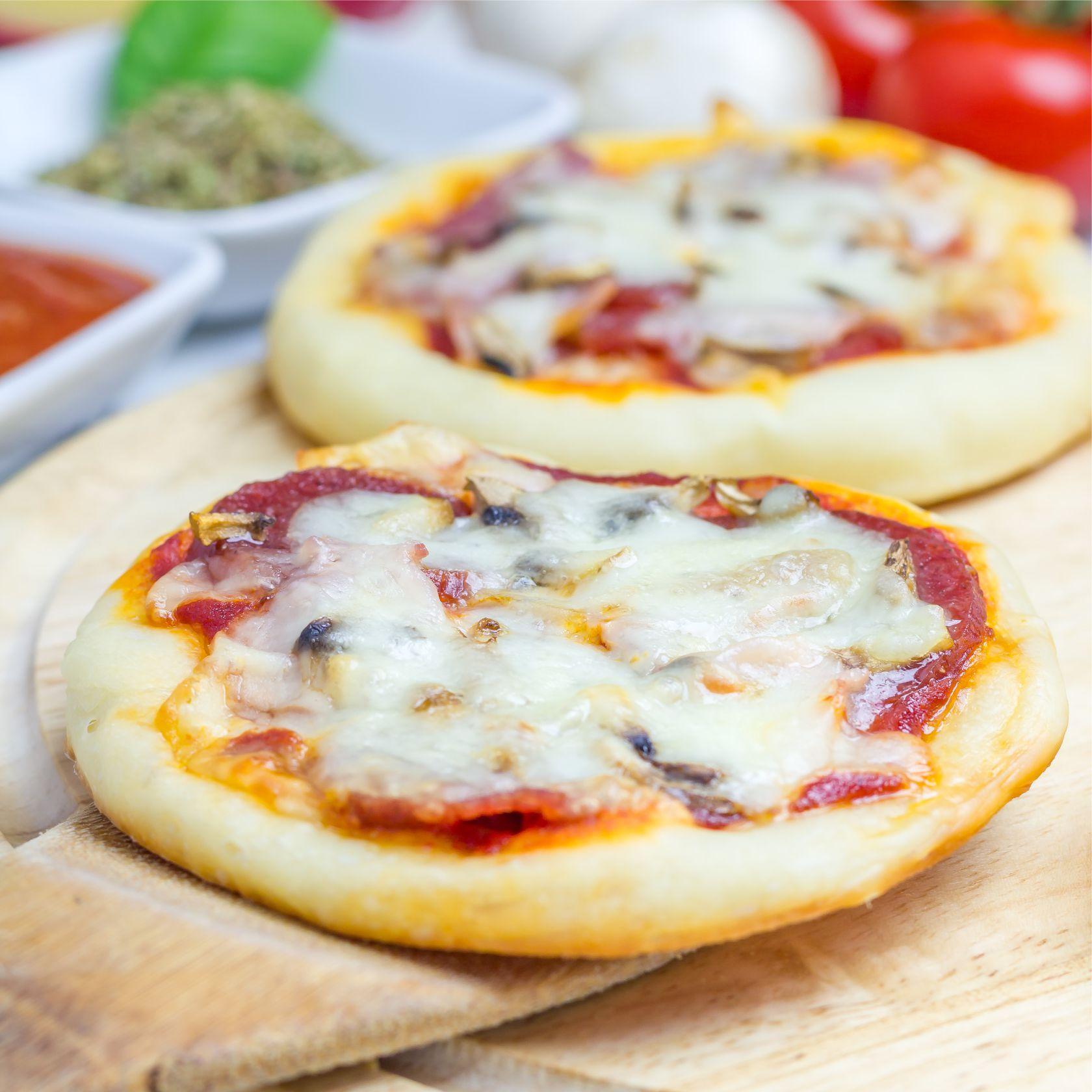 Mini Pizzitas